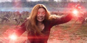 Vengadores Bruja Escarlata