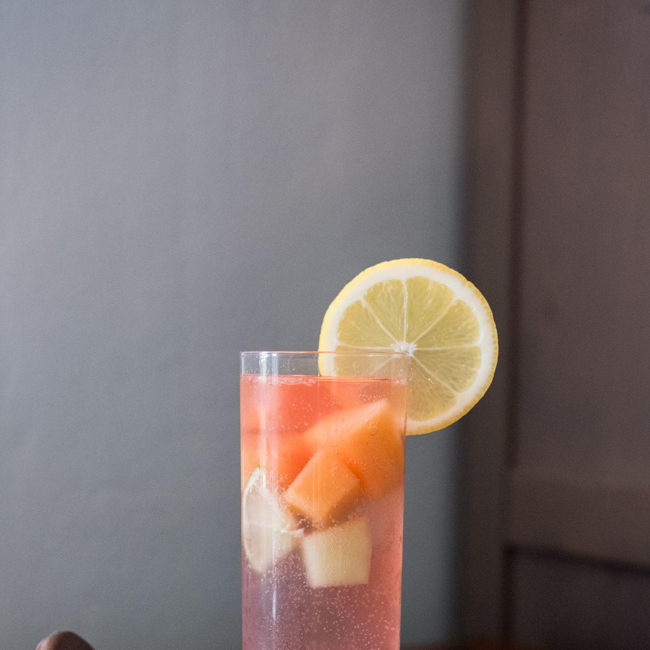 brunch cocktails sangria fresca