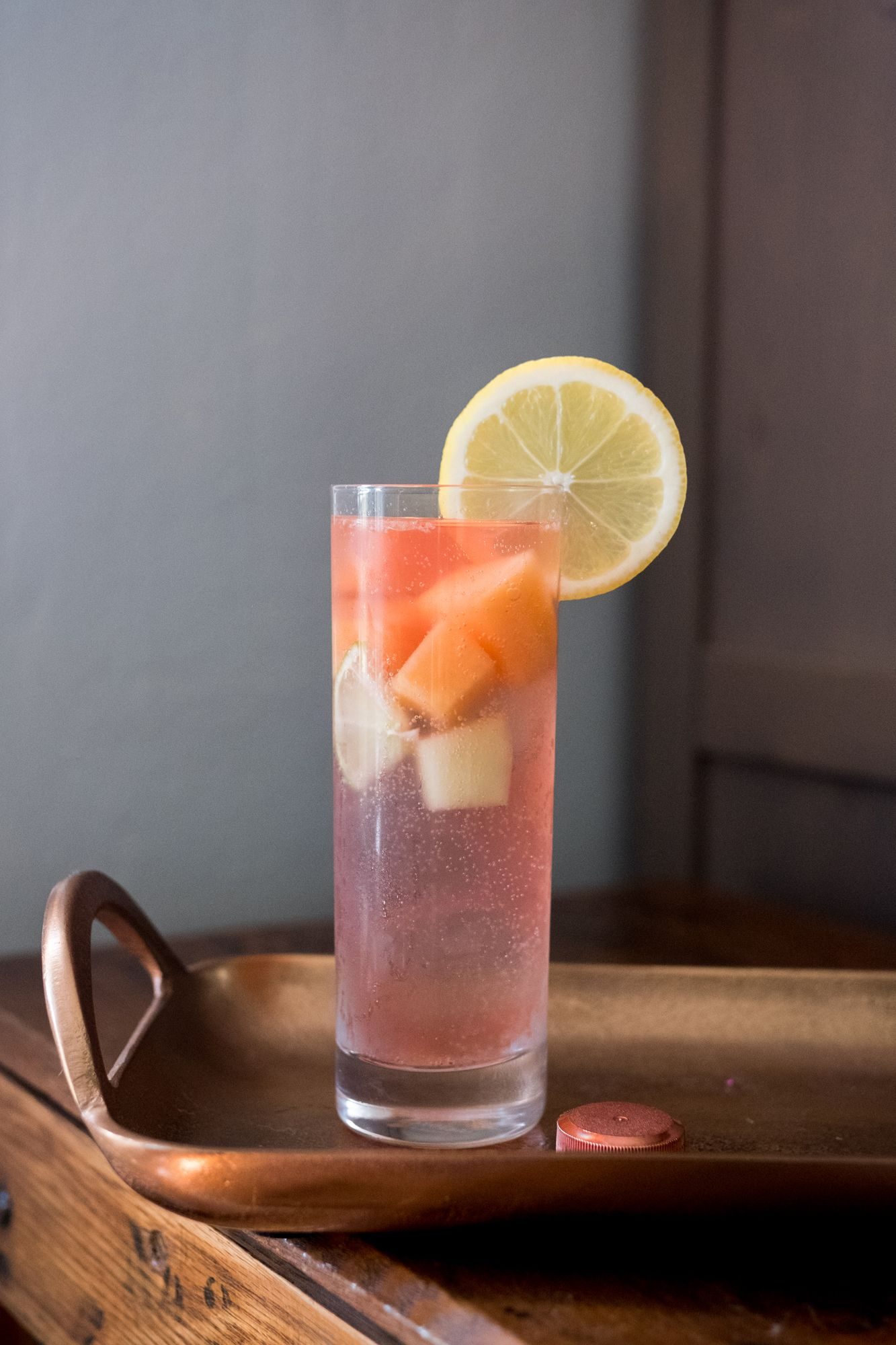 brunch cocktails sangria fresca