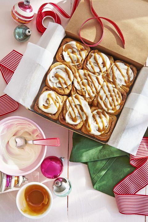 brunch ideas gingerbread rolls