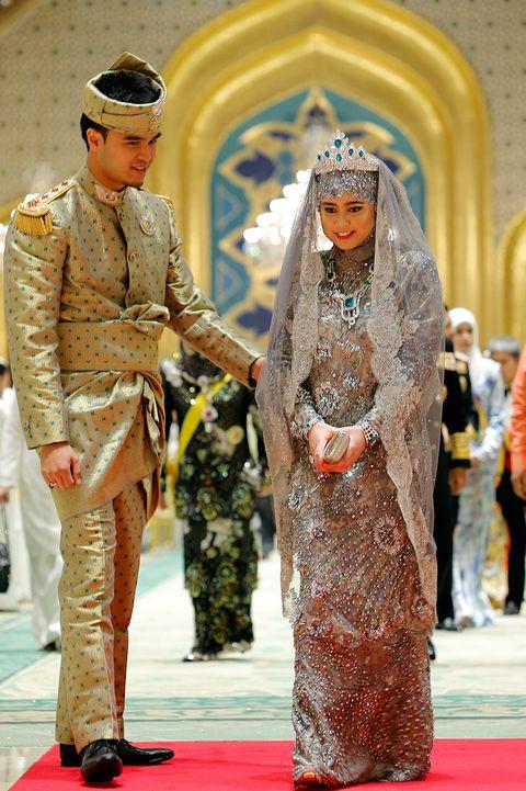 BRUNEI-LIFESTYLE-ROYALS-WEDDING