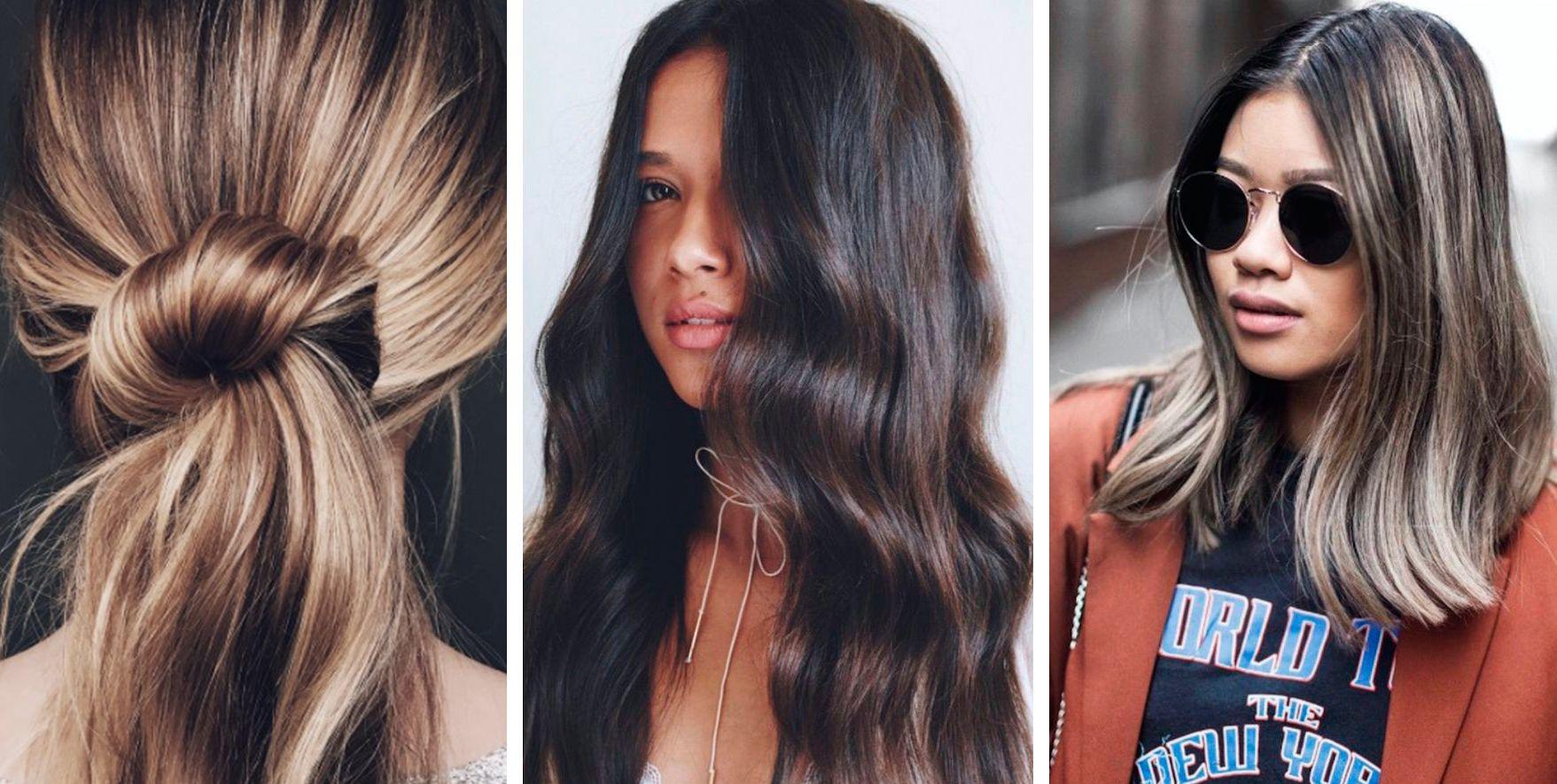 Brunette Hair Colour Trends