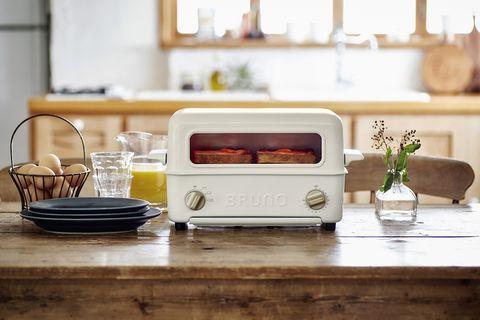 BRUNO上掀式水蒸氣循環燒烤箱