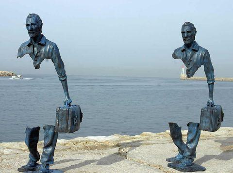 Las esculturas públicas más curiosas del mundo