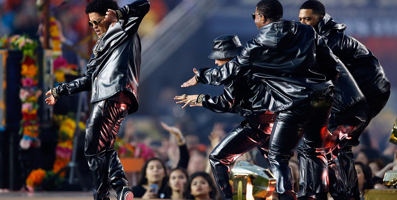 bruno mars mejores coreografias