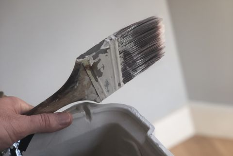 paint a room   footwear, plaster, material property, room, shoe, floor,