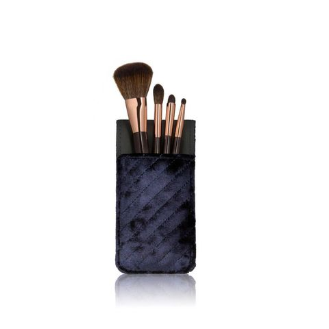 Brush, Makeup brushes, Brown, Violet, Tool,