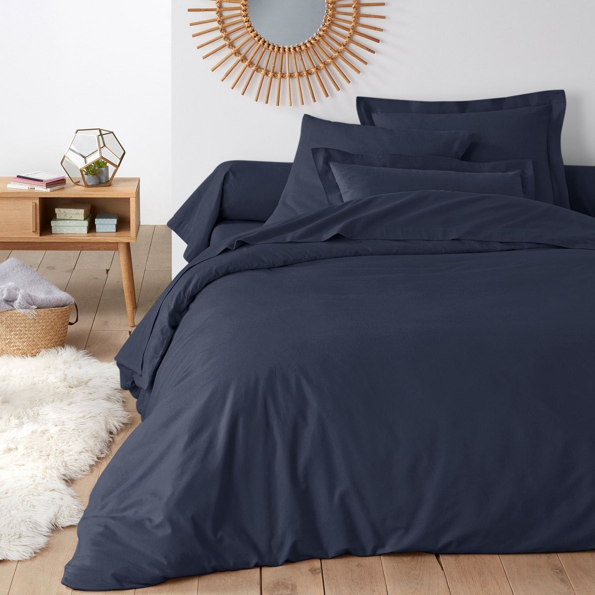 A set of bedding products that can be