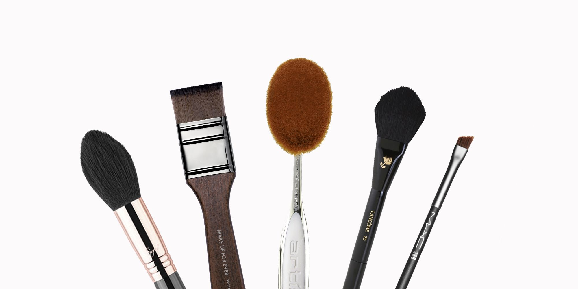 21 Pro-Approved Makeup Brushes To Keep in Your Kit
