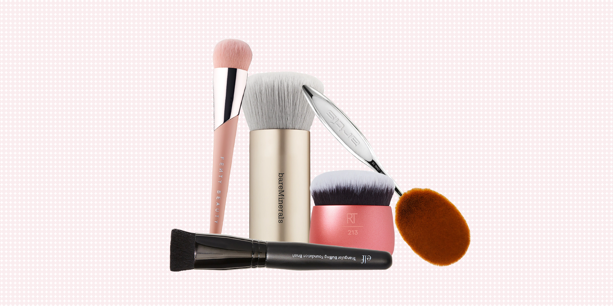 The 13 Best Foundation Brushes Beloved By the Pros