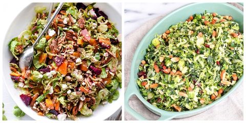 brusselsprout salad