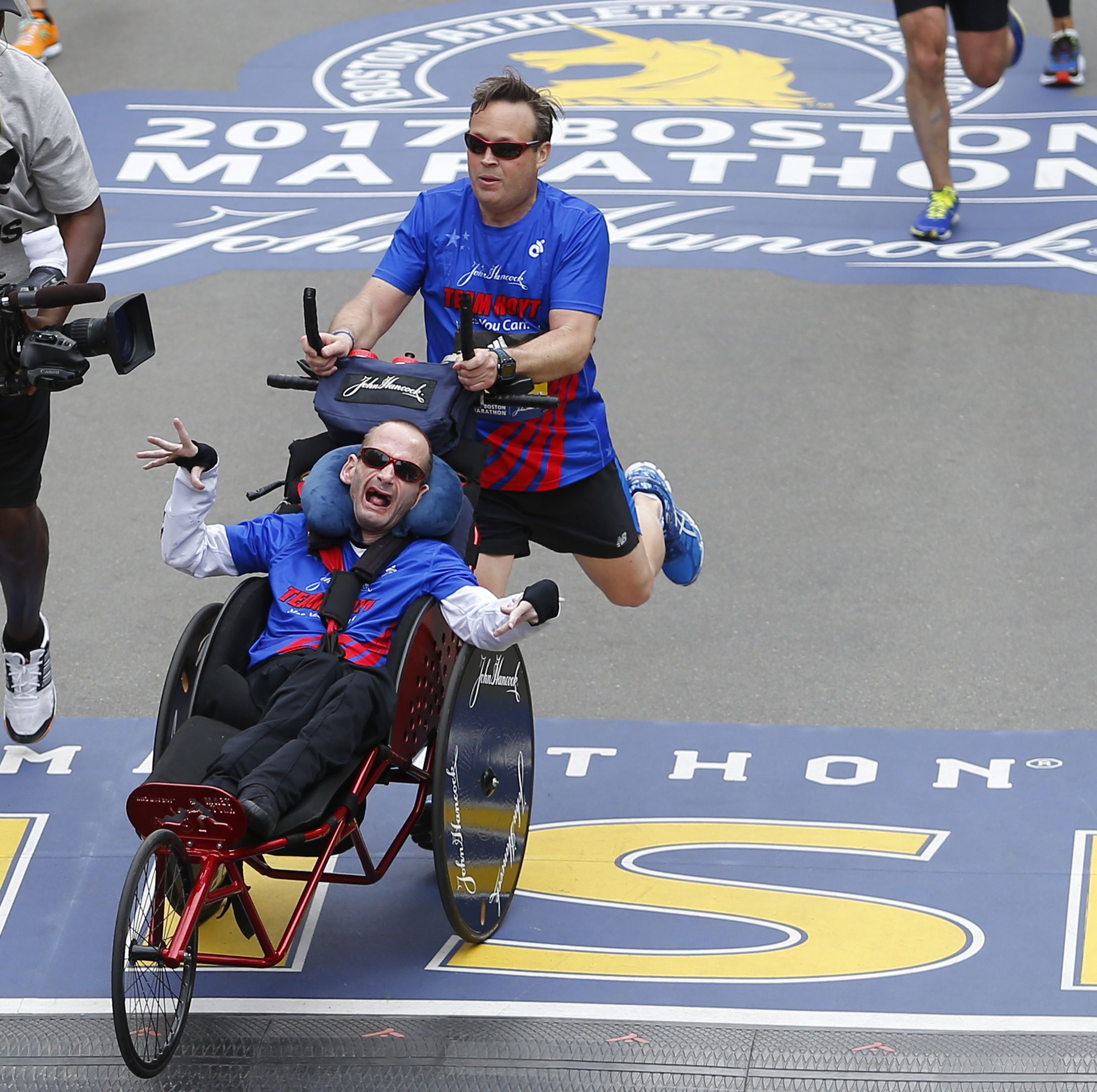 Boston Marathon Will Be Missing One of Its Heroes