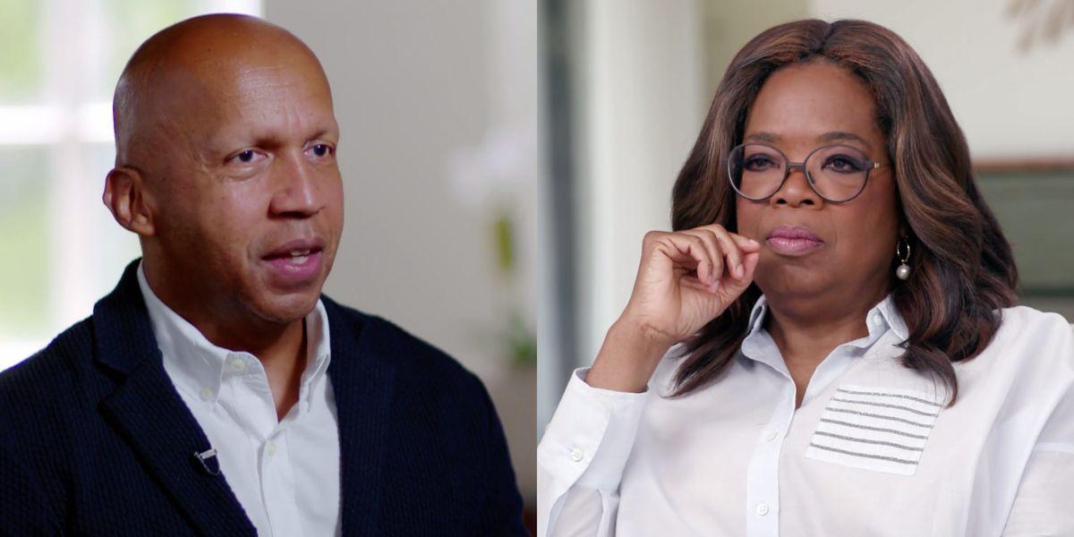 "Bryan Stevenson Addresses the ""Black on Black Crime"" Argument on ""The Oprah Conversation"""