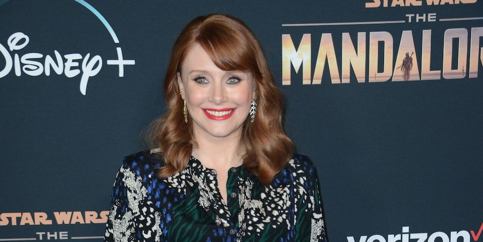 Jurassic World's Bryce Dallas Howard admits to crush on Twilight co-star Robert Pattinson