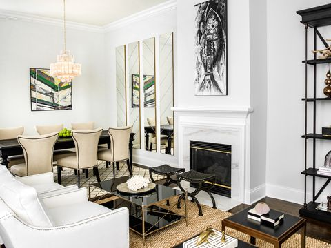 30 Gorgeous Open Floor Plan Ideas How To Design Open