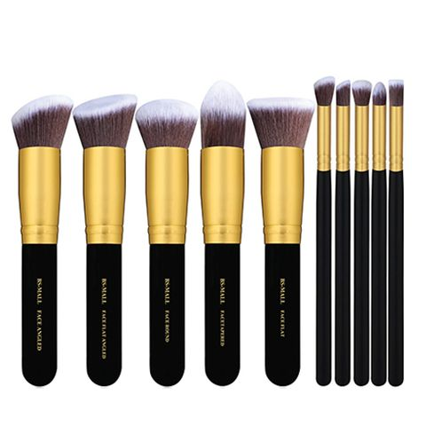 8 best makeup brush sets in 2018  top professional makeup