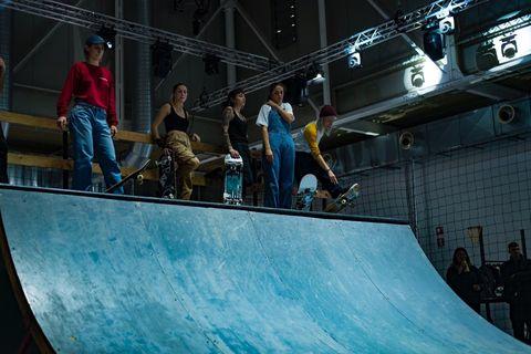bastarde senza gloria skate