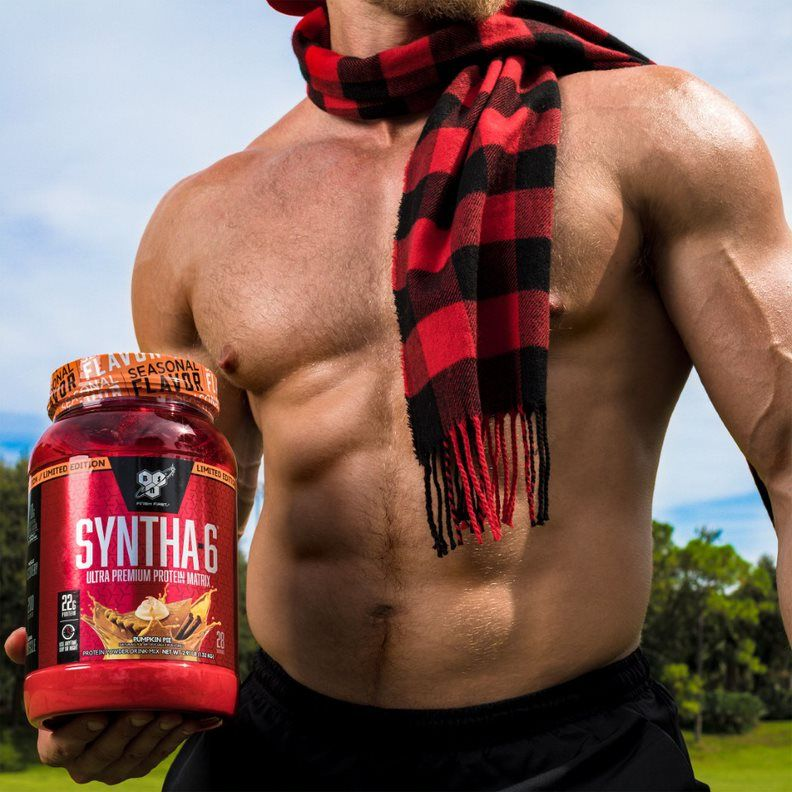 Pumpkin Protein Is the Most Basic Way to Bulk Up This Fall