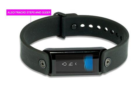 BSX LVL sensor bracelet