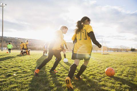 BT Sport advert - girls sport