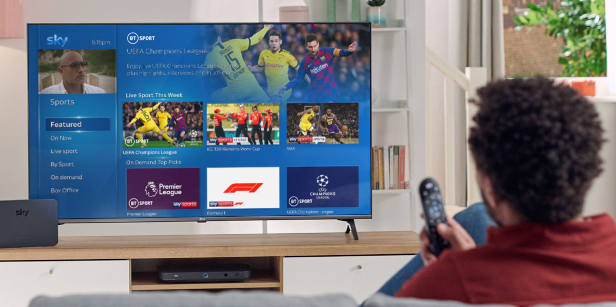 Get Sky Sports and BT Sport on one subscription with this Sky deal