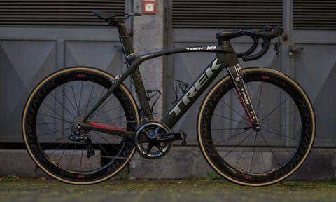 fiets, Bontrager Aeolus XXX carbon,