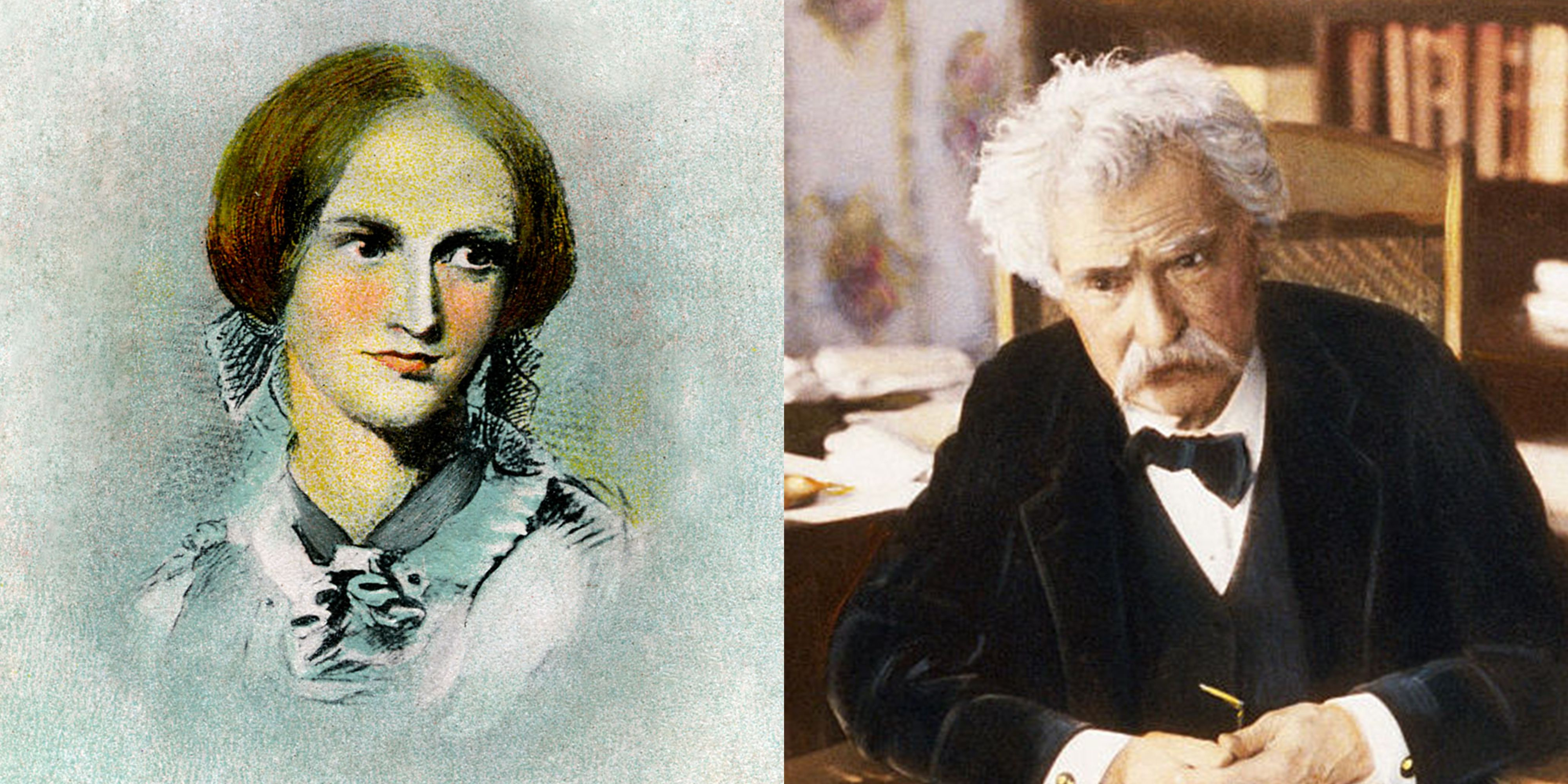 bronte and twain