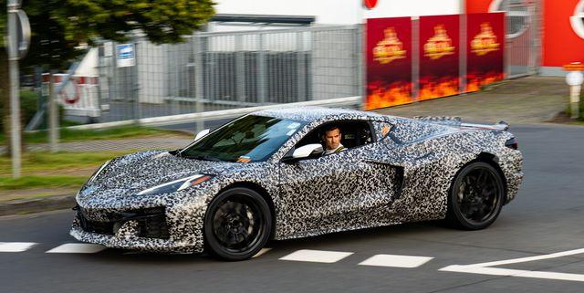 Tesla and BMW Crashes Foiled a Corvette Z06 Nurburgring Lap Attempt