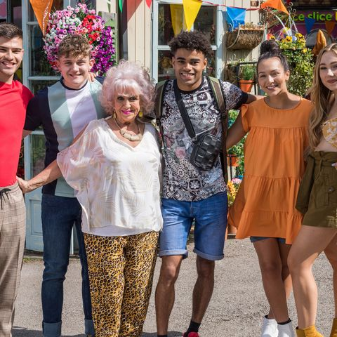 Hollyoaks: Prince and the McQueens