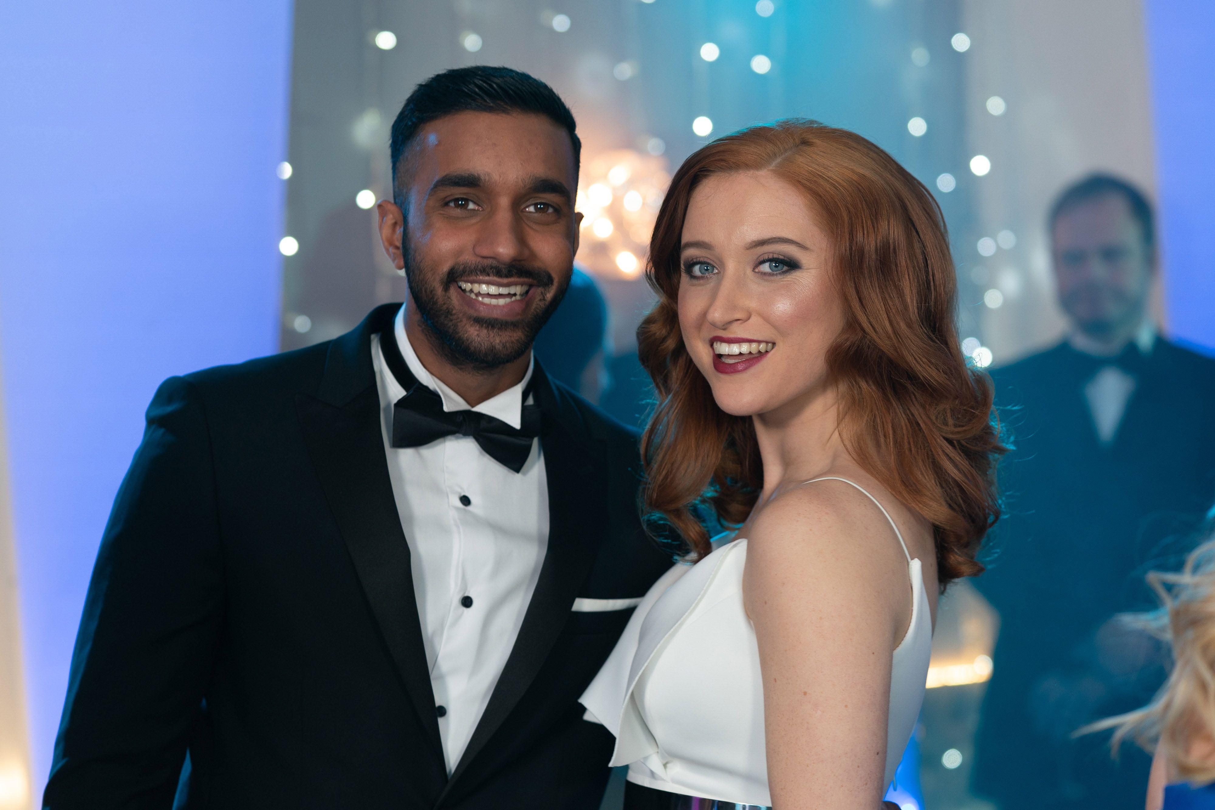 Hollyoaks' Rishi Nair opens up over Sami Maalik's surprise new love interest