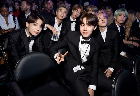 BTS' Jungkook spotted crying while watching Dolly Parton at