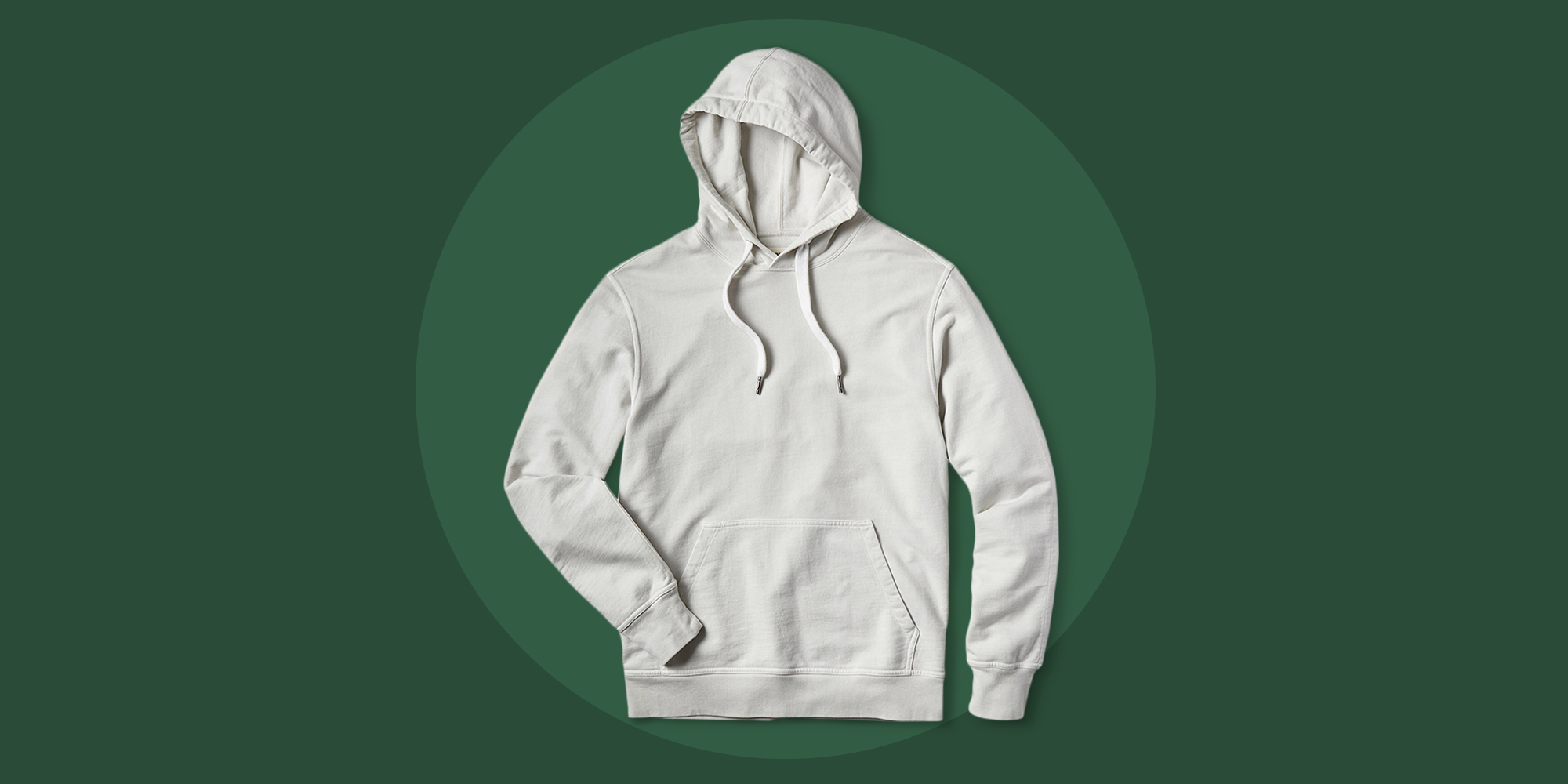 This $85 Hoodie Feels Vintage, Looks Fresh, and Is Office-Ready