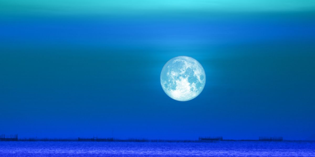 What August S Full Sturgeon Moon In Aquarius Means For