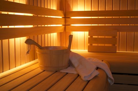 Reap These Sauna Benefits to Boost Your Performance on the Bike