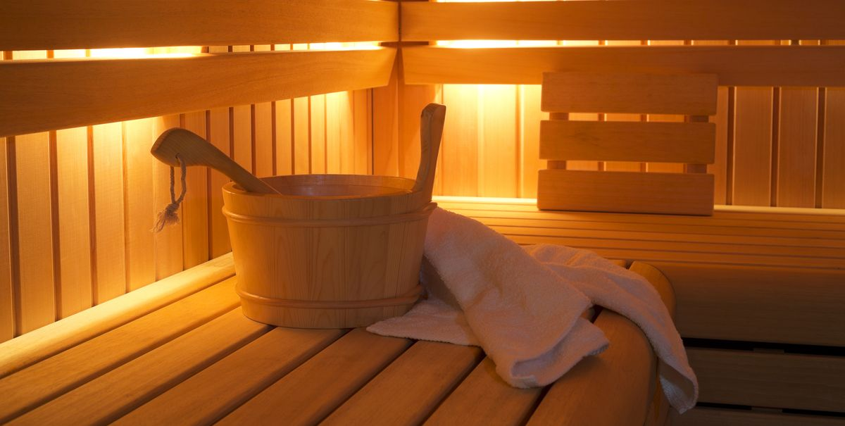 Can Sitting in a Sauna Improve Your Performance?