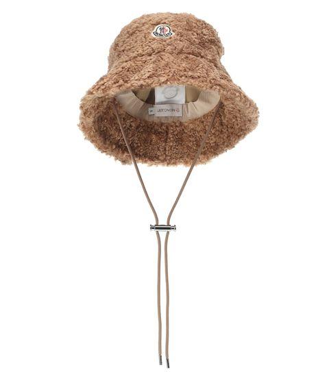 bucket hat moncler
