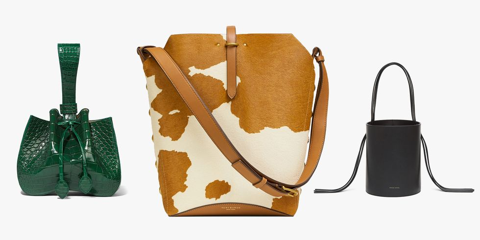 21 Reasons Why The Bucket Bag is Still Going Strong