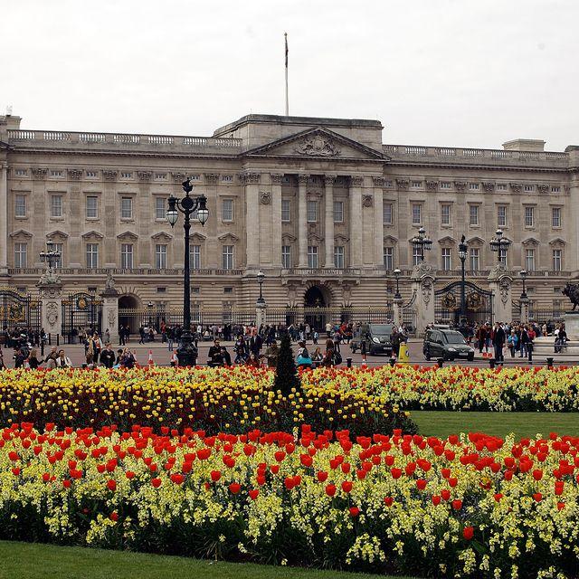 buckingham palace gardens open