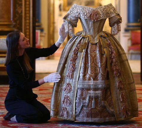 Queen Victoria Exhibit Buckingham Palace