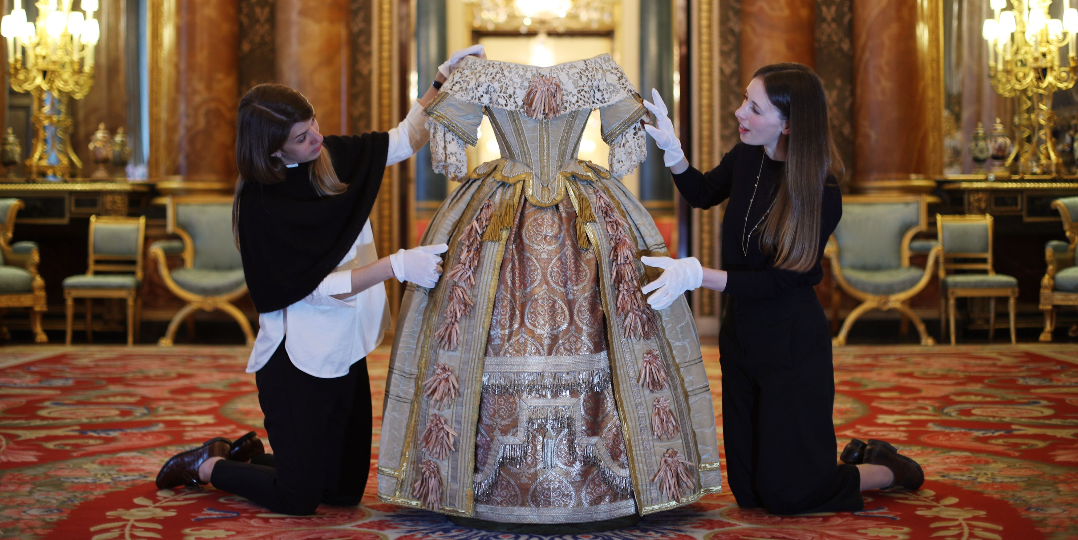 A Queen Victoria Exhibition Will Open At Buckingham Palace