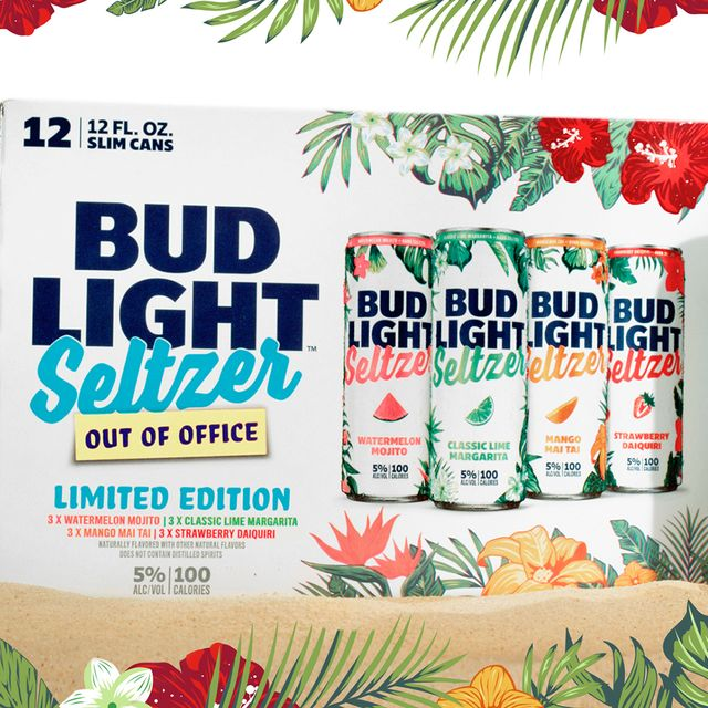 bud light seltzer out of office variety pack