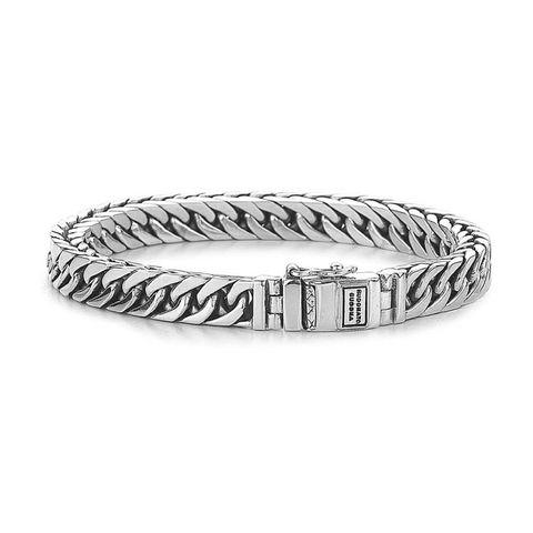 buddha to buddha zilveren schakelarmband