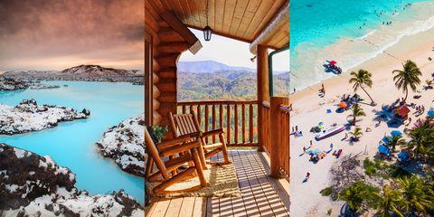 property, room, natural landscape, azure, sky, vacation, house, home, building, shore,