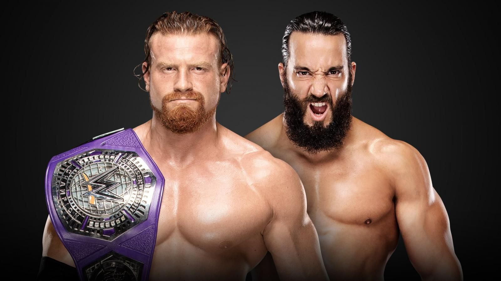 Buddy Murphy (c) vs Tony Nese