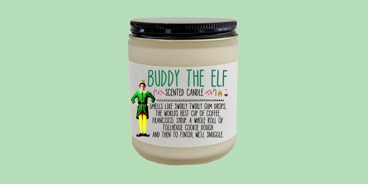 You Can Buy a Buddy the Elf-Inspired Candle That Smells Like Swirly Twirly Gumdrops
