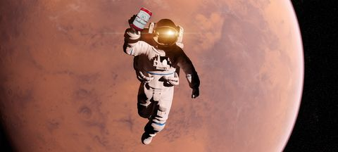 Astronaut, Illustration, Fun, Animation, World, Extreme sport, Space,