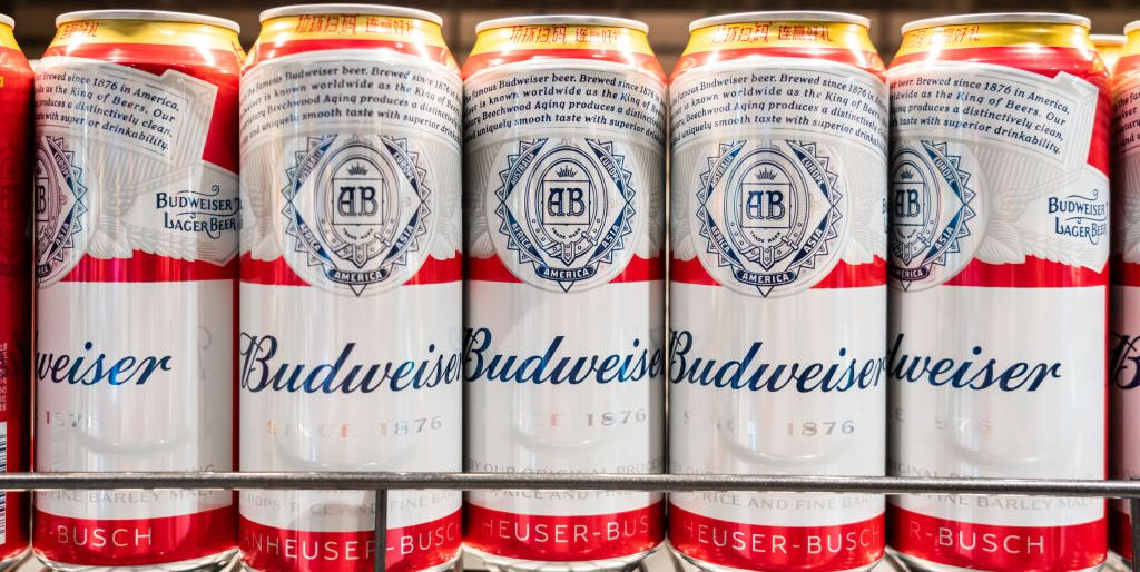 Budweiser Is Giving Away Beer Money To People Who Get The COVID-19 Vaccine