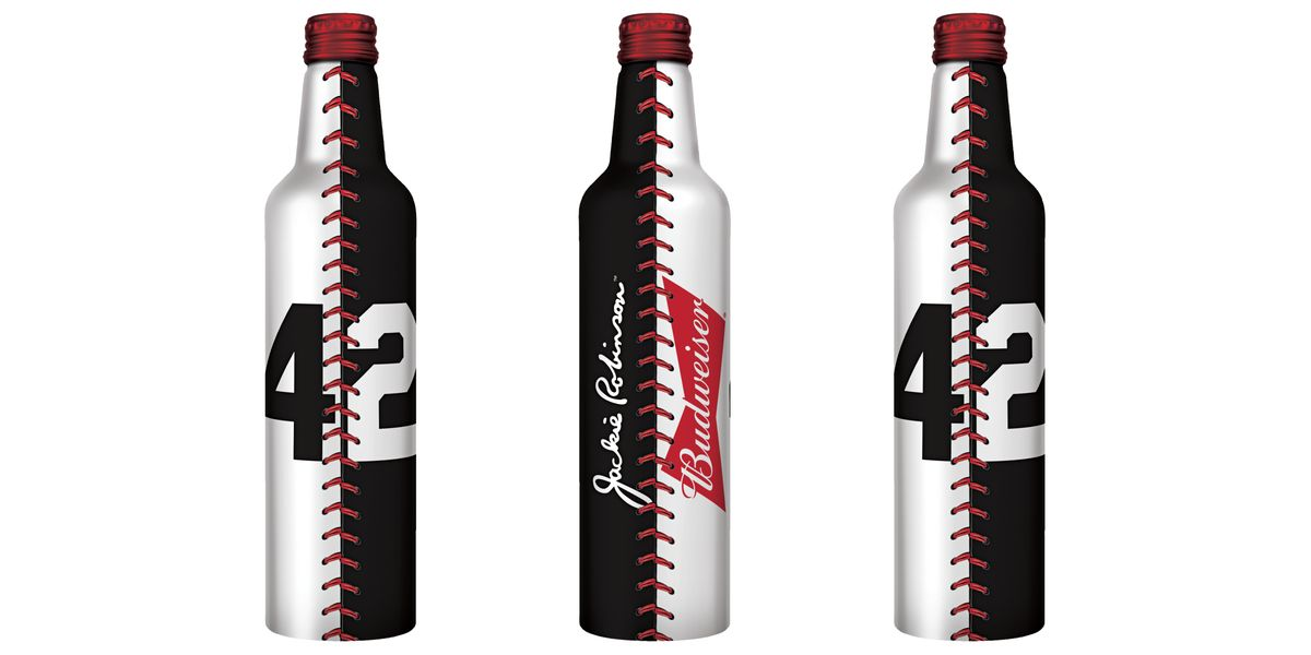 Budweiser Is Selling Jackie Robinson Beer Throughout The
