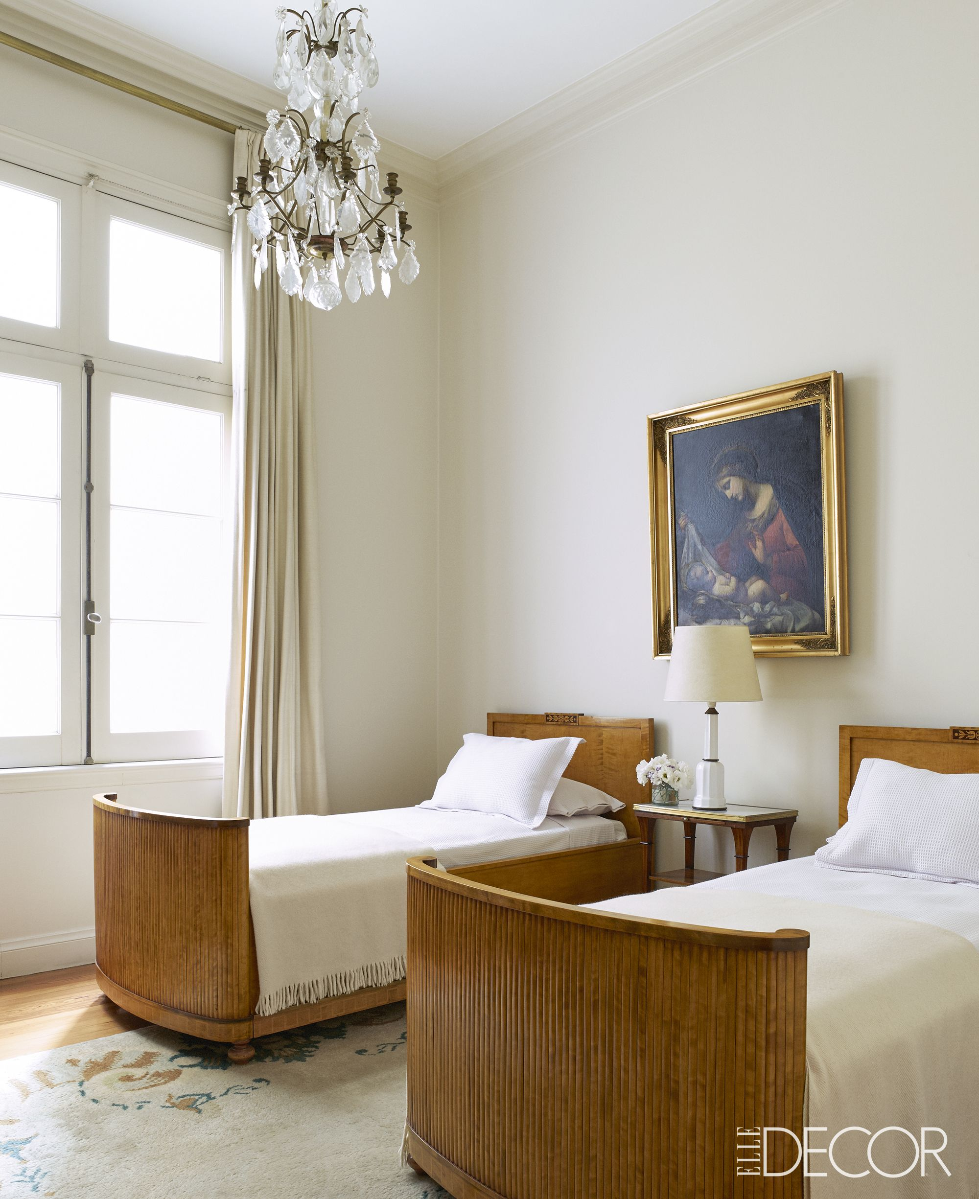 House Tour A 1930s Time Capsule In Buenos Aires Gets European Style Makeover