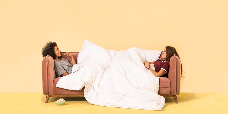 Yes, You Should Invest in That Buffy Comforter You've Been Seeing Everywhere